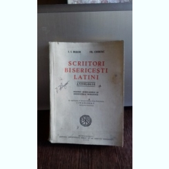 Scriitori bisericesti latini Antologie - I. I. Bujor si Fr. Chiriac