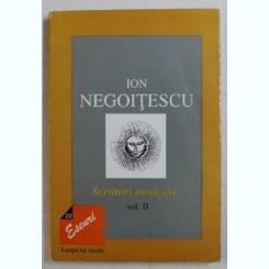 SCRIITORI MODERNI , VOLUMUL II DE ION NEGOITESCU , 1997