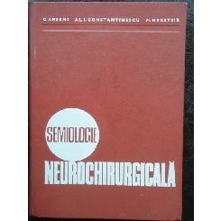 SEMIOLOGIE NEUROCHIRURGICALA - C. ARSENI