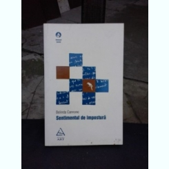 SENTIMENTUL DE IMPOSTURA - BELINDA CANNONE