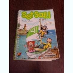 Set Sail, teacher's books - Jenny Dooley