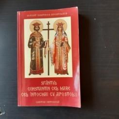 SFANTUL CONSTANTIN CEL MARE CEL INTOCMAI CU APOSTOLII - DIMITRIOS APOSTOLIDIS