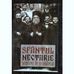 SFANTUL NECTARIE MIINUNI IN ROMANIA -DANION VASILE