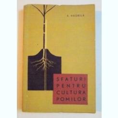 SFATURI PENTRU CULTURA POMILOR DE A. NEGRILA