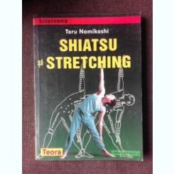 SHIATSU SI STRETCHING - TORU NAMIKOSHI