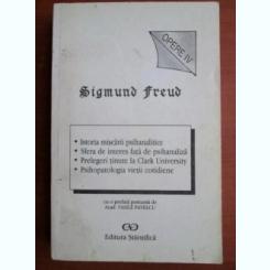SIGMUND FREUD - OPERE VOL.I