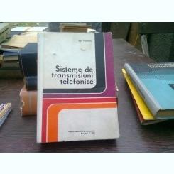Sisteme de transmisiuni telefonice - Paul Postelnicu