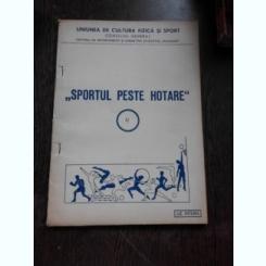 SPORTUL PESTE HOTARA NR.4