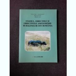 STADIUL, DIRECTIILE SI OBIECTIVELE AMELIORARII BUBALINELOR DIN ROMANIA - LIVIA VIDU