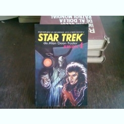 STAR TREK. JURNAL 4 - ALAN DEAN FOSTER
