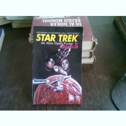STAR TREK. JURNAL 5 - ALAN DEAN FOSTER