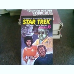 STAR TREK. JURNAL 6 - ALAN DEAN FOSTER