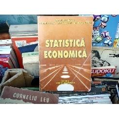 STATISTICA ECONOMICA , Vergil Voineagu , 2004