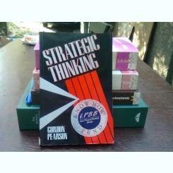 Strategic thinking - Gordon Pearson  (gandire strategica)