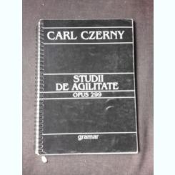 STUDII DE AGILITATE OPUS 299 - CARL CZERNY