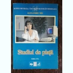 STUDIUL DE PIATA-ALEXANDRU MIU