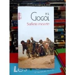 SUFLETE MOARTE , N.V. GOGOL