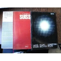 Swiss Films , 3 vol , 1981- 1983
