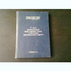 T-2 Y 1, INSTRUCTIUNI PENTRU DESCRIEREA TEHNICA SI EXPLOATAREA RECEPTORULUI RADIO  R-250 M2