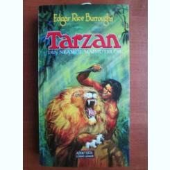 Tarzan din neamul maimutelor - Edgar Rice Burroughs