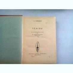 TEATRU - I.L. CARAGIALE