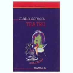 TEATRU - MARIN SORESCU