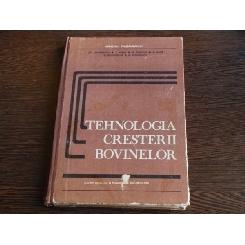 Tehnologia cresterii bovinelor , Gh. Georgescu