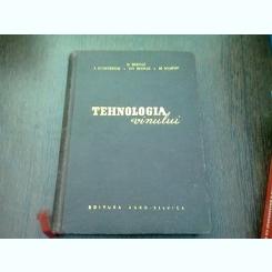 TEHNOLOGIA VINULUI - D. BERNAZ  (CU DEDICATIE)