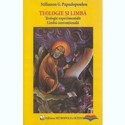 TEOLOGIE SI LIMBA - STILIANOU G. PAPADOPOULOU