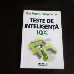 Teste de inteligenta IQ4 - Ken Russell, Philip Carter
