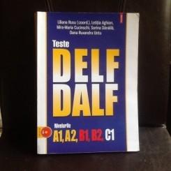 Teste DELF DALF - Liliana Rusu