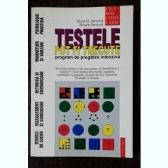 TESTELE POT FI TRECUTE - HORST H. SIEWERT/ RENATE SIEWERT