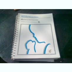 TEXTBOOK OF NEONATAL RESUSCITATION  (CARTE IN LIMBA ENGLEZA)