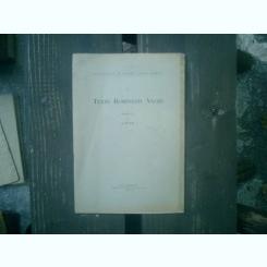 Texte rominescti vechi - J. Byck