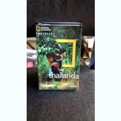 THAILANDA  TRAVELLER - GHID DE CALATORIE NATIONAL GEOGRAPHIC