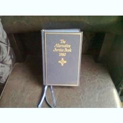 THE ALTERNATIVE SERVICE BOOK 1980