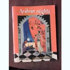 THE ARABIAN NIGHTS, COLORING BOOK  (CARTE DE COLORAT)