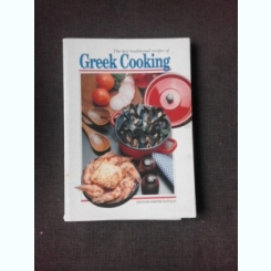 THE BEST TRADITIONAL RECIPES OF GREEK COOKING, RETETE TRADITIONALE GRECESTI  (CARTE IN LIMBA ENGLEZA)