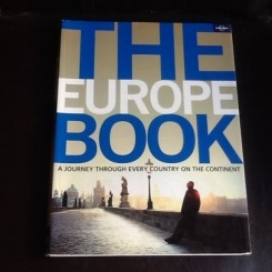 The Europe Book. A journey through every country on the continent. Ghid de calatorie in limba engleza