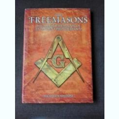 THE FREEMASONS - MICHAEL JOHNSTONE  (CARTE IN LIMBA ENGLEZA)