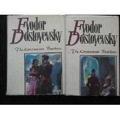 THE KAMARAZOV BROTHERS - F.M. DOSTOIEVSKI