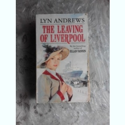 THE LEAVING OF LIVERPOOL - LYN ANDREWS  (CARTE IN LIMBA ENGLEZA)