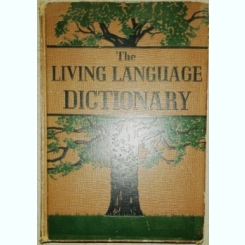 THE LIVING LANGUAGE DICTIONARY - C.J. ANDERSON