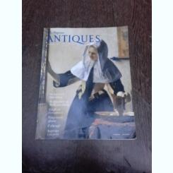 The Magazine Antiques, ianuarie 1996, text in limba engleza