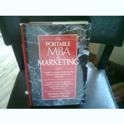THE PORTABLE MBA IN MARKETING - ALEXANDER HIAM
