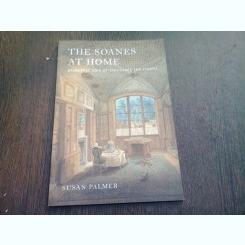 THE SOANES AT HOME - SUSAN PALMER  (CARTE IN LIMBA ENGLEZA)