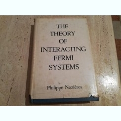 THE THEORY OF INTERACTING- PHILIPPE NOZIERES