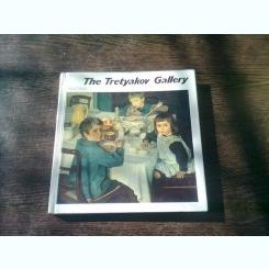 THE TRETYAKOV GALLERY MOSCOW. PAINTING   (ALBUM, TEXT IN LIMBA ENGLEZA)