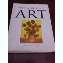 The World of Art - Sandra Forty  (text in limba engleza)