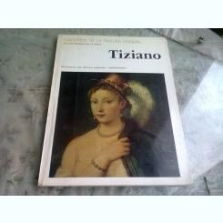 TIZIANO - MAESTROS DE LA PINTURA MUNDIAL  ALBUM